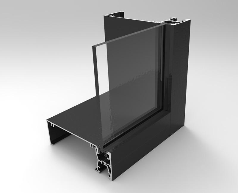 15050-SG Front Glazed