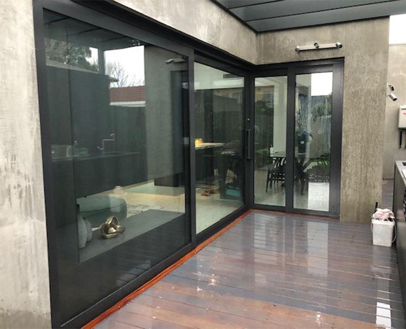 Titan Apartment Door